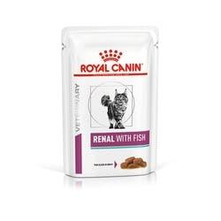 Влажные корма Пауч для кошек, Royal Canin Renal Feline With Tuna, при хронической почечной недостаточности, c рыбой vhn-vital-support-renal-cat-wet-fish-cig-pouch-85gr-packshot.jpg