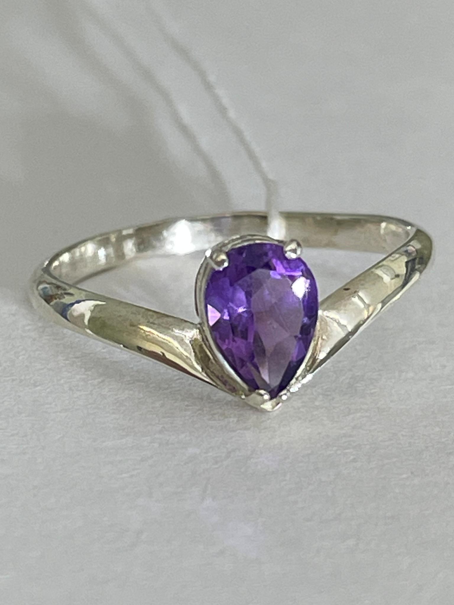 Гламур 13 (кольцо из серебра)