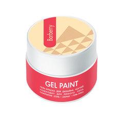 Гель-краска RuNail Barberry 7,5 гр