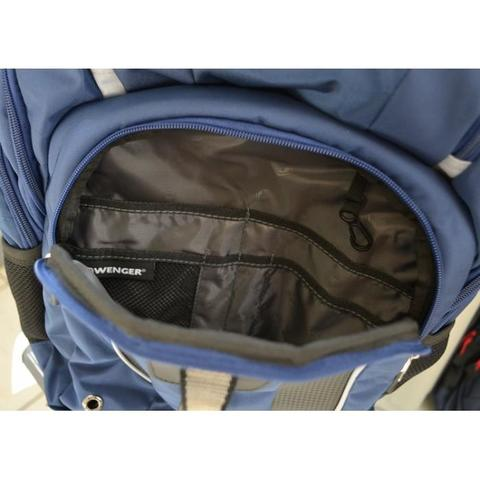 Картинка рюкзак для ноутбука Wenger 6918303408 Синий - 6