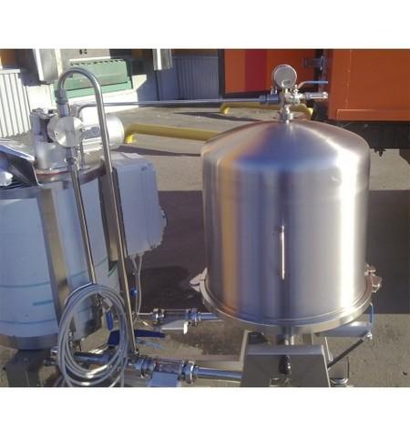Кизельгуровый фильтр для пива