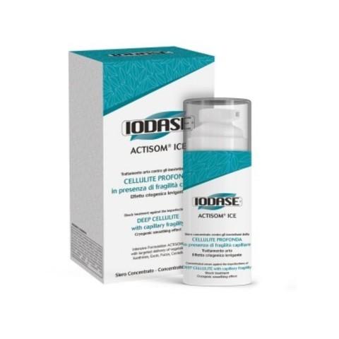 Natural Project Iodase Actisom: Сыворотка для тела с охлаждающим эффектом (Iodase Actisom ICE Fluido Concentrato), 100мл