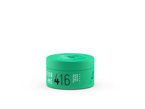 Воск для волос сильной фиксации FOR-ME 416 GLOSS ME STRONGLY FIBRE , 80 мл