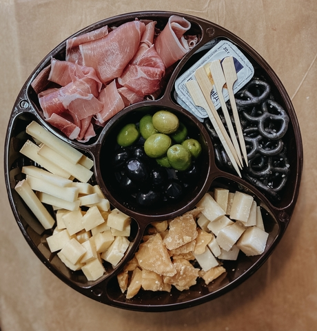 Сырная тарелка «Севилья», 500гр