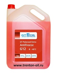 Антифриз GT Oil POLARCOOL EXTRA G12