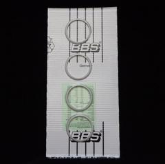 Комплект колец центрирующих BBS для Volvo, 4 шт
