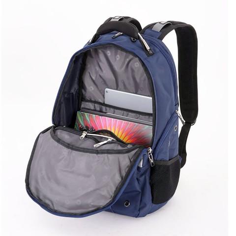 Картинка рюкзак для ноутбука Wenger 6918303408 Синий - 3