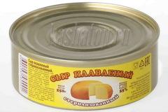 Сыр плавленый консервный стерилизованный, 250г
