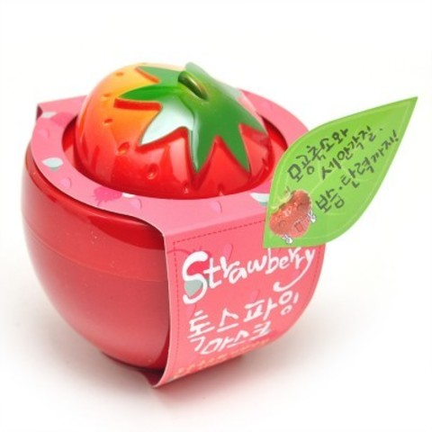 Маска клубничная очищающая Baviphat Strawberry Toxifying Mask