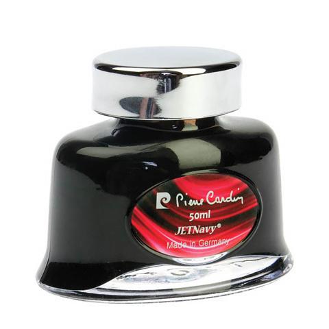 Чернила во флаконе Pierre Cardin  (PC332BLACK) черные