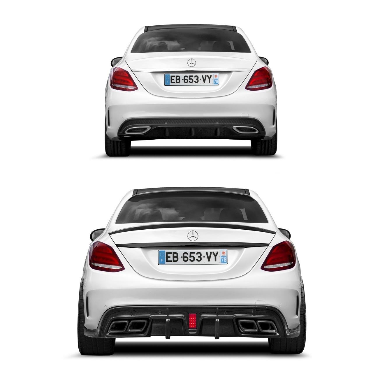 Обвес Renegade Design для Mercedes Benz C-Class W205