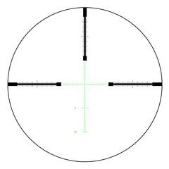 Оптический прицел Veber Пневматика II 4-16X44 AOE RG