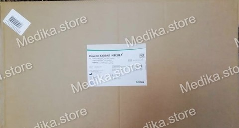 21043862001 Микрокюветы Интегра (Integra) 20х1000шт (Roche Diagnostics GmbH)