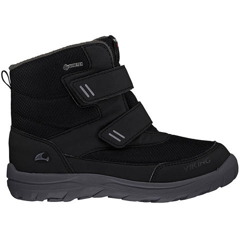Ботинки Viking Vang Jr GTX Black