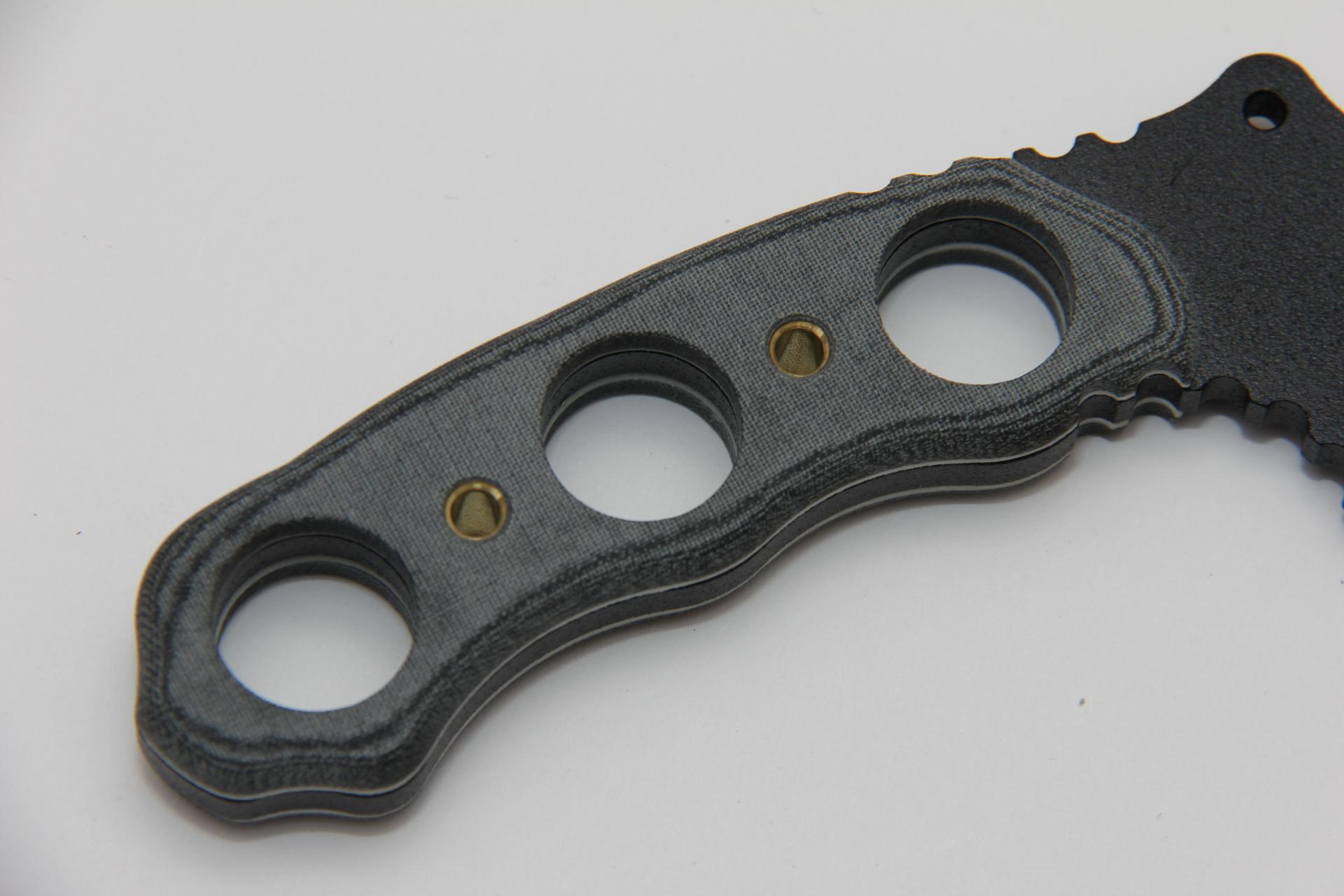 Нож Tops DEV01 Devil's Elbow XL - фотография