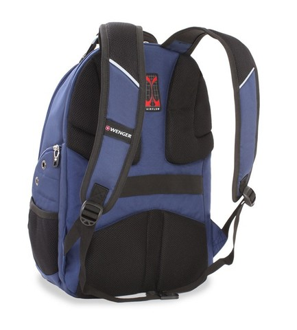 Картинка рюкзак для ноутбука Wenger 6918303408 Синий - 2