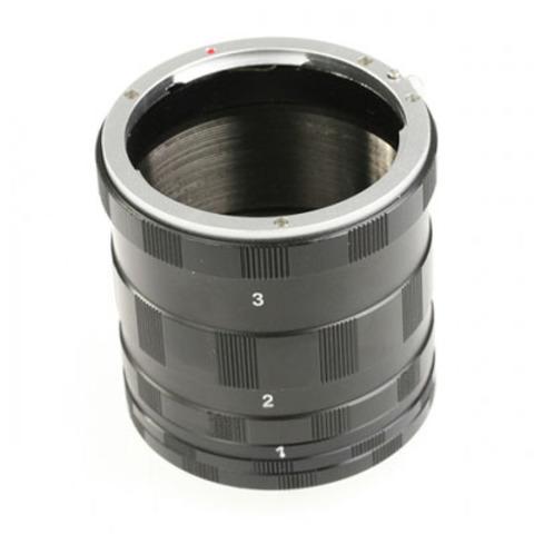 Макро кольца для камер Canon (набор)