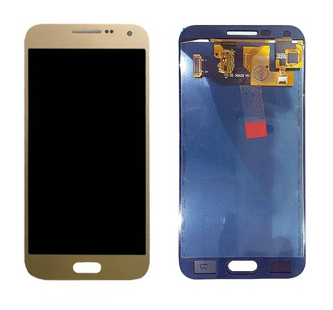 LCD SAMSUNG E5 E500F + Touch Gold Orig MOQ:5