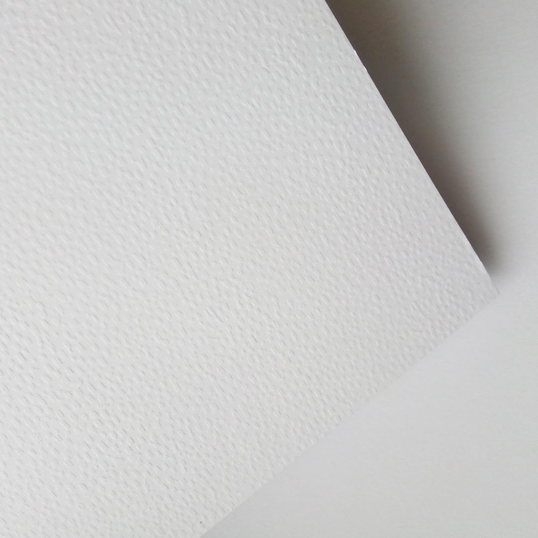 Кардсток Снежное Созвездие Мозаика белый