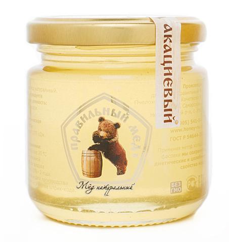 Акациевый мед