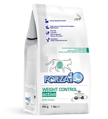 Forza10 Weight Control Active (рыба)