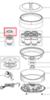 Крышка баночки для йогуртницы Moulinex (Мулинекс) - SS-193155