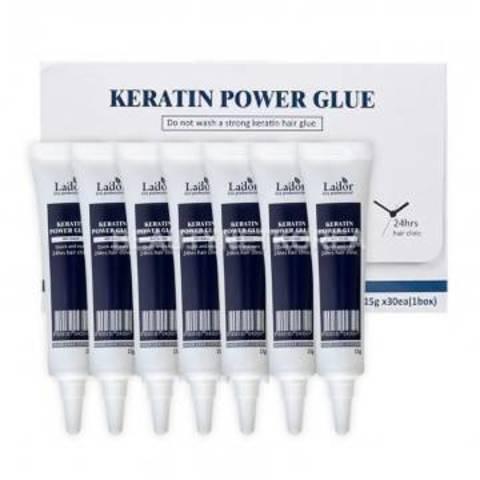 La'Dor Keratin Power Glue сыворотка для секущихся кончиков