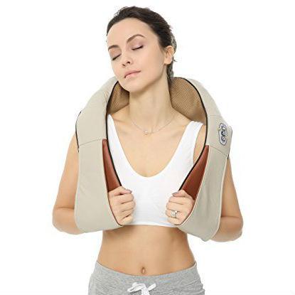 Подарки учителям и воспитателям Роликовый массажер для шеи и плеч с ИК-прогревом Massager of Neck Kneading 32ad6322538b55c73e84d6ed7d2a0bd9.jpg