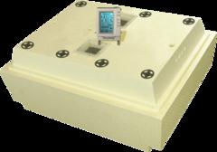 Инкубатор Золушка 100 яиц ручной переворот с цифровым терморегулятором с ЖК экраном