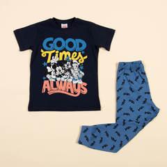 Детская мужская пижама Disney E20K-43P102