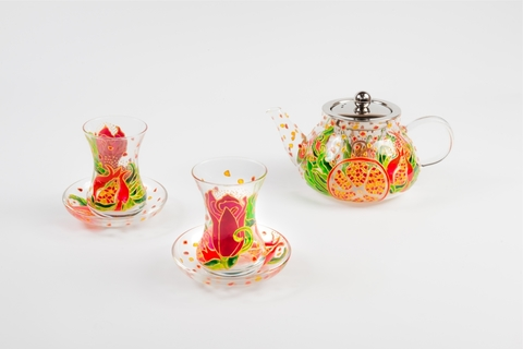 Çay dəsti \ Чайный набор \ Tea set Nar