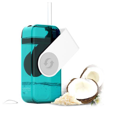 Мини-бокс для сока Asobu Juicy box (0,29 литра), белый