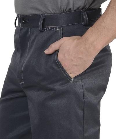 Костюм Т.серый с серым куртка, брюки