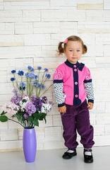 Sweet Berry Фиолетовые брюки