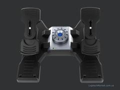 LOGITECH Flight Rudder Pedals [945-000005]