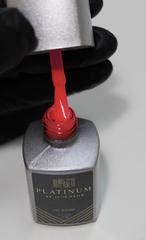 Яркий неоновый маникюр гель-лаком PLATINUM