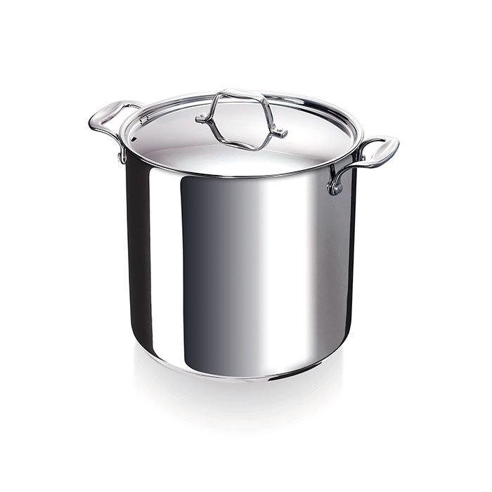 Кастрюля суповая CHEF 10 л (24 см)