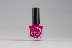 Лак для стемпинга Swanky Stamping №005, розовый...