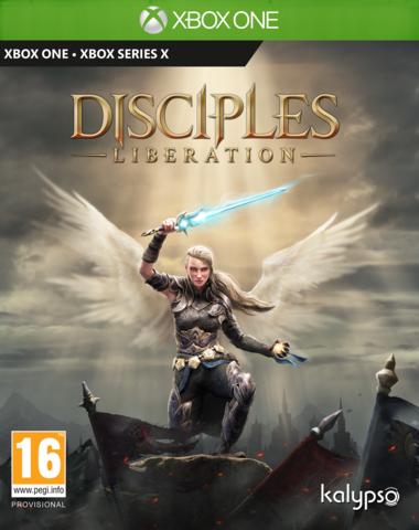 Disciples: Liberation Издание Deluxe (Xbox, русские субтитры)