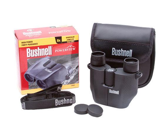 Комплект поставки Bushnell PowerView 8x 25