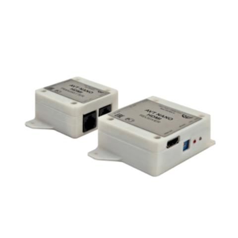 AVT-Nano HDMI удлинитель по витой паре (до 80 м)