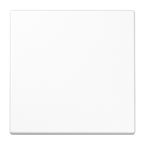 Выключатель одноклавишный. 10 A / 250 B ~. Цвет Белый. JUNG LS. 501U+LS990WW