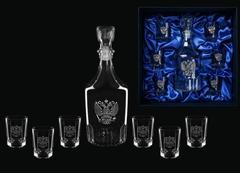 Подарочный набор для водки «Виват, Россия! - 2», фото 1