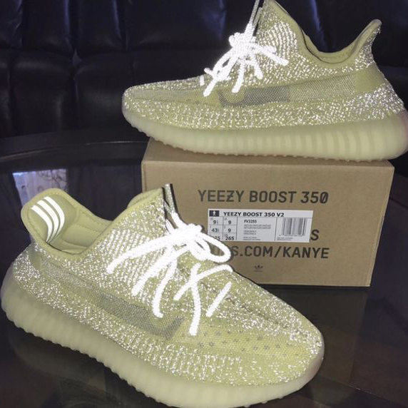 Adidas Yeezy Boost 350 V2 Antlia Reflective All