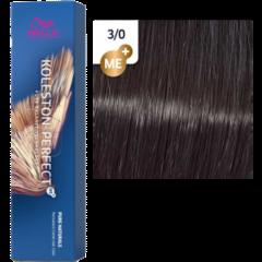 WELLA KOLESTON PERFECT 3/0 Темно-коричневый натуральный  60 мл