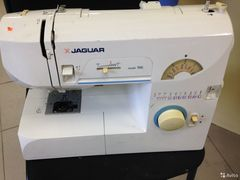 Швейная машина Jaguar 966 на запчасти