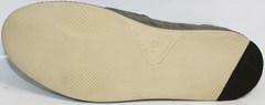 Туфли смарт кэжуал стиль IKOC 3394-3 Gray.