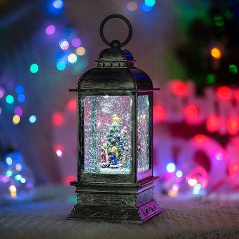 Декоративный светильник-фонарь