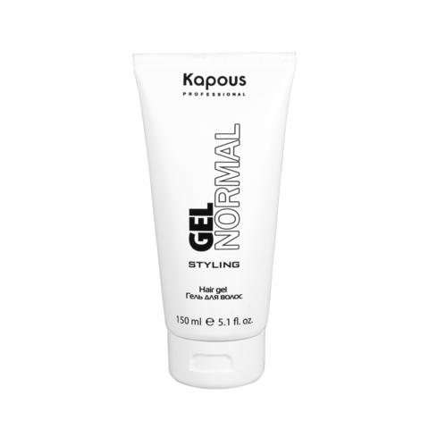Гель для волос нормальной фиксации Kapous, 150 мл