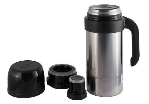 Термос универсальный (для еды и напитков) Амет КУ Турист-Н (1,5 литра), декоративное покрытие